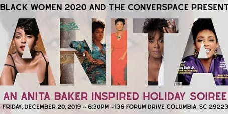 Anita Baker Inspired Holiday Soiree