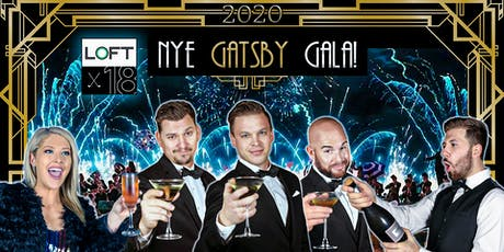 NYE Gatsby Gala! tickets