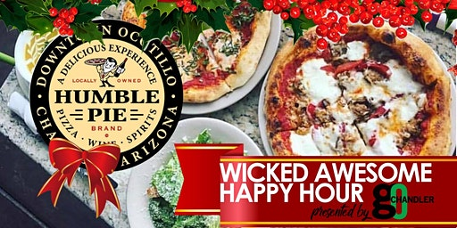 Wicked Awesome Happy Hour Humble Pie