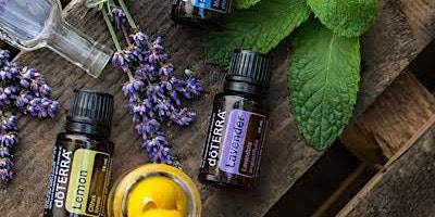 Get started with essential oils or improve your confidence! *Make & Take*