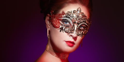 New Year's Eve Masquerade   Fine Wine, Good Friends and a Wicked Murder Mystery