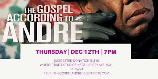 Movie Night: The Gospel According To Andre'