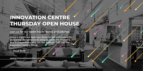 Innovation Centre Open House  tickets