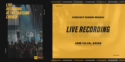 Circuit Rider Music: Live Recording