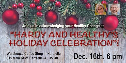 Hardy & Healthy Celebrate the Holidays!