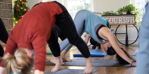Flourish Yoga & Brunch