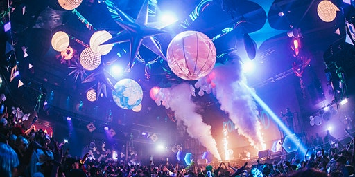 Foreverland Bournemouth • Cosmic Circus Rave
