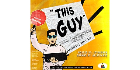 This Guy: Film Screening Party tickets