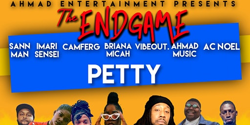 Ahmad Entertainment Presents:The Endgame Showcase