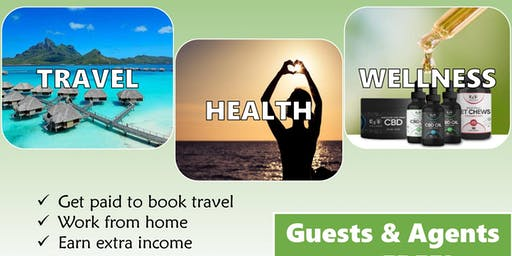 Travel, Health & Wealth Seminar