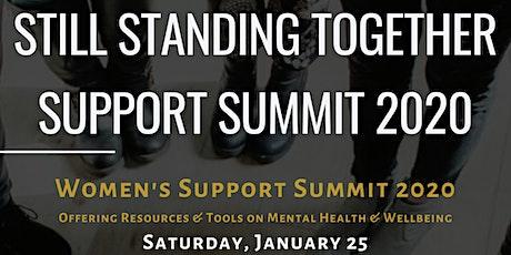 Still Standing Together Women's Support Summit 2020 tickets