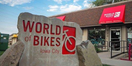 Bike Safety + Tech Iowa City