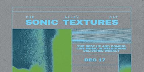 Y A R A  +  Ben Trillado At Sonic Textures tickets