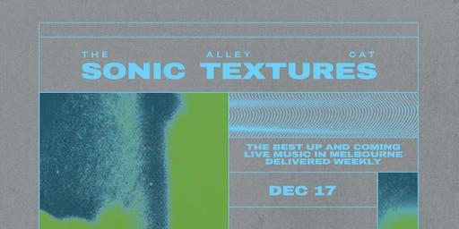 Y A R A  +  Ben Trillado At Sonic Textures