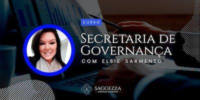 SECRETARIA DE GOVERNANÇA - O Desenvolvimento do Profissional de Governança