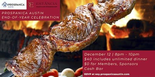 Prospanica Austin End-of-Year Celebration
