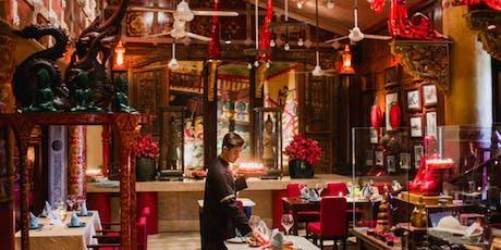 SaigonSan Restaurant & Rooftop Terrace Saturday Brunch tickets