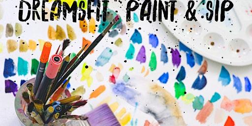 DreamsFit Paint & Sip