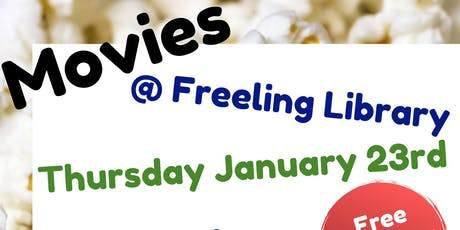 School Holidays - Movies @ Freeling Library tickets