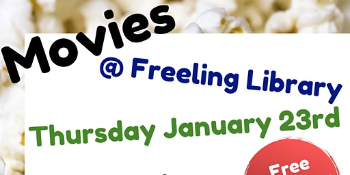 School Holidays - Movies @ Freeling Library