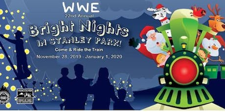 Women who explore Vancouver: Bright nights at Stanley park tickets