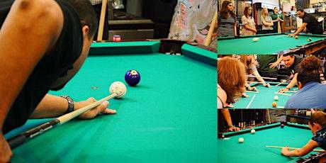 The Art of Billiards — Workshop with Mark Finkelstein, Pro Pool Instructor tickets