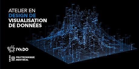 Atelier de design en visualisation de données billets