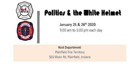 Politics & the White Helmet tickets