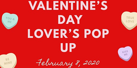 Valentine's Day for Lover's tickets