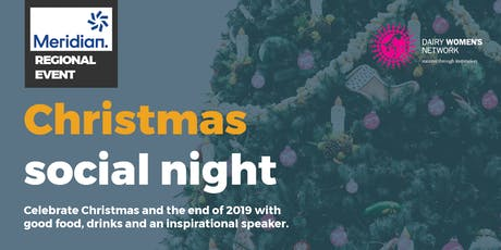 Taranaki - Christmas Social Night tickets