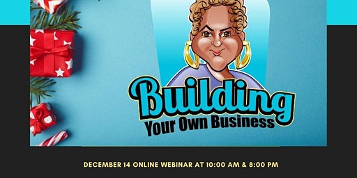 Starting Your Own Business Online Workshop