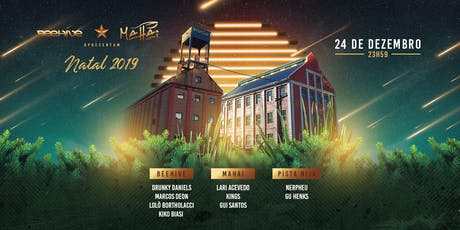 Natal 2019 Beehive e Mahai ingressos