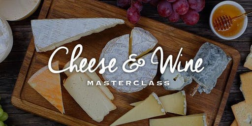 Cheese & Wine Masterclass | Sydney
