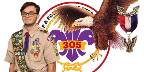 Eagle Scout - Court of Honor tickets
