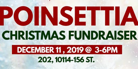 Poinsettia Christmas Fundraiser tickets