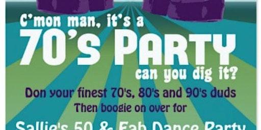 Sallie's 50th Birthday Party 70's, 80', 90's