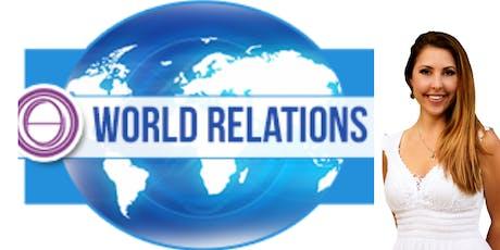 Theta Healing: World Relations tickets