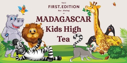 Madagascar High Tea