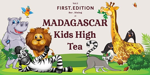 Madagascar High Tea