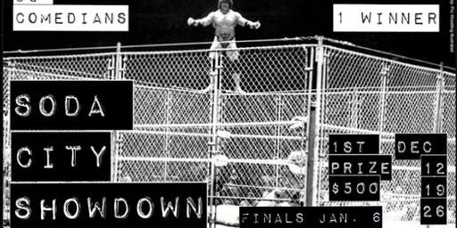 Soda City Showdown Rnd 2