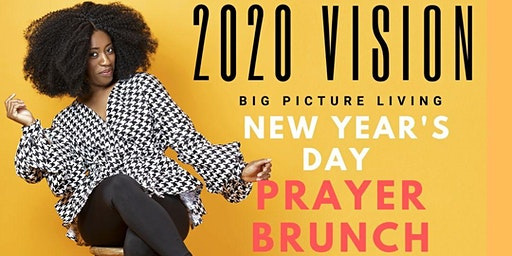 20/20 Vision New Year's Day Brunch