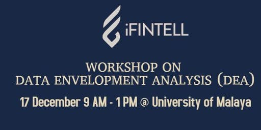 iFINTELL Workshop on DEA - Efficiency Analysis