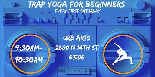 Yoga with Nico: Beginners Trap Yoga