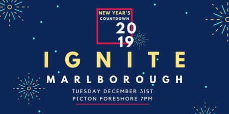 Picton NYE 2019 - Reserve your FREE BUS TICKETS  tickets