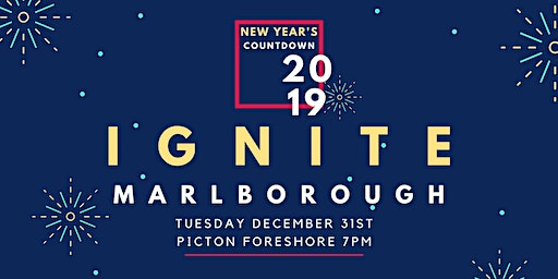 Picton NYE 2019 - Reserve your FREE BUS TICKETS