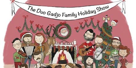 DUO GADJO & FAMILY tickets