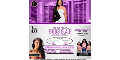 The BOSS B.A.E Launch Event