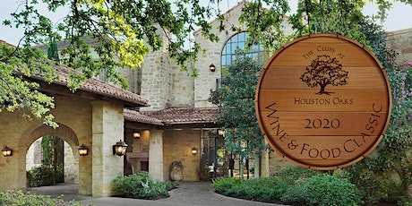 Houston Oaks Wine and Food Classic tickets