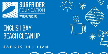 English Bay Beach Cleanup, Ugly Sweater Contest & Social - FREE tickets