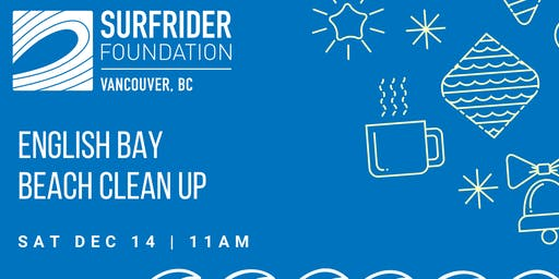 English Bay Beach Cleanup, Ugly Sweater Contest & Social - FREE